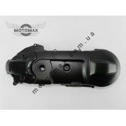 Крышка картера 2т 50сс ремень/Yamaha, с дыркой и накладкой