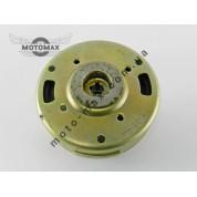 Магнит генератора Honda Dio AF-18/27 (две канавки под шпонку)