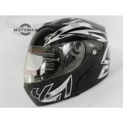 Шлем трансформер №103, черный
