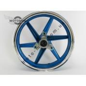 Диск передний Honda Dio Af-25/28/35 титановый дисковый тормоз (синий)