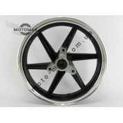Диск передний Honda Dio Af-25/28/35 титановый дисковый тормоз (черный)