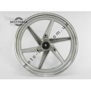 Диск передний Honda Dio Af-25/28/35 титановый дисковый тормоз (серебристый)