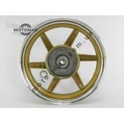Диск задний Honda Dio Af-25/28/35 титановый (золотистый)