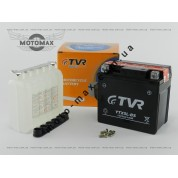 АКБ 5А (113*70*106) сухозоряженный с кислотой TVR