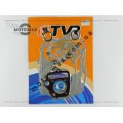 Прокладки двигателя Дельта/Альфа/Актив 100cc ø-50мм (комплект) TVR