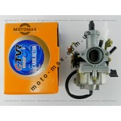 Карбюратор CG/CB/ ZS 125/150cc (с ускорителем) PZ27B TVR