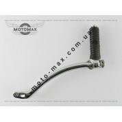 Ножка заводная МОТО CG/CB-125/150cc (хром)