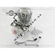 Двигатель CG-150cc ZUBR/ LIFAN/ MUSTANG