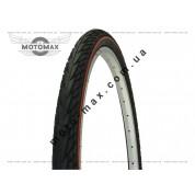 Вело покрышка 28x1,75 (47x622) DELI TIRE SA234 (Red line) Индонезия