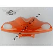 Пластик головы QT-9/ Viper STORM ( Оранжевый )