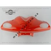 Пластик головы QT-9/ Viper STORM ( Красный )