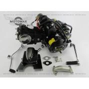 Двигатель Дельта/Альфа/Актив 70cc механика (черный)