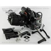 Двигатель Дельта/Альфа/Актив 110cc, механика TVR