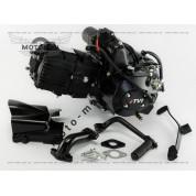 Двигатель Дельта/Альфа/Актив 110cc, автомат TVR