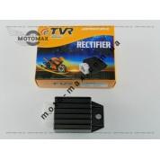 Регулятор напряжения  Honda Dio/Tact/GY6-50/60/80/125сс TVR